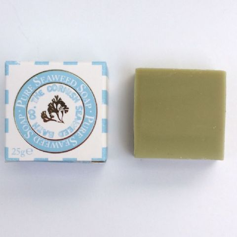 Travel Size Natural Seaweed Soap 25g | Simply Naturale